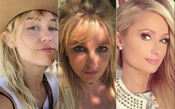 Miley Cyrus, Paris Hilton And Other Hollywood Celebs Back #FreeBritney Movement; Urge To Stop Britney Spears' Conservatorship