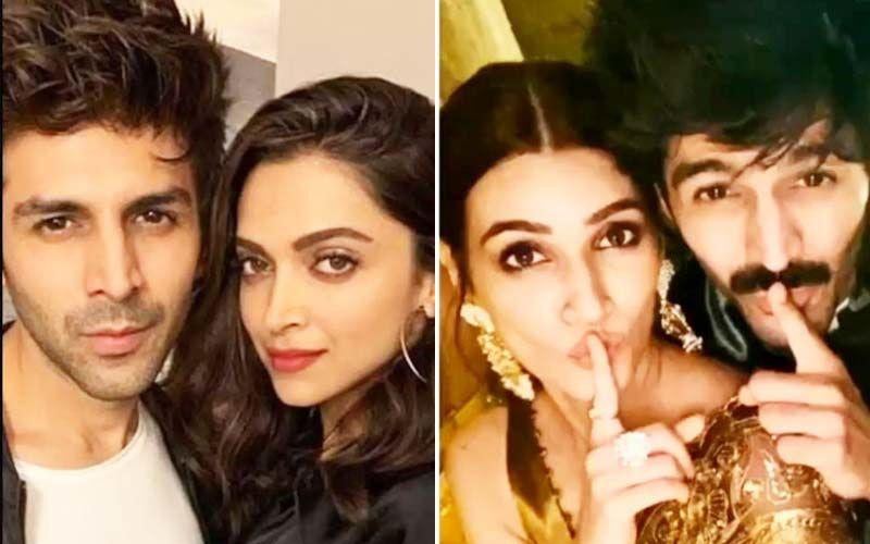 Happy Birthday Kartik Aaryan: Deepika Padukone Says 'May We Sign A Film Together', Kriti Sanon Raises Curiosity With A Post About Their 'Secret'