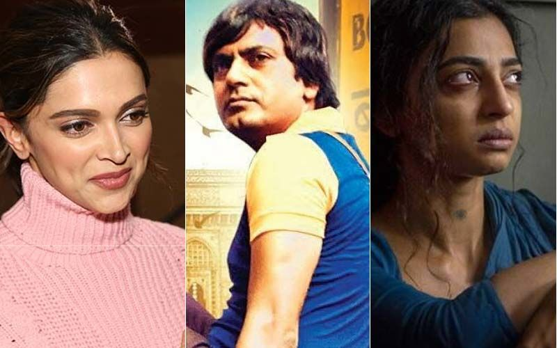 2020 Roundup: Deepika Padukone, Nawazuddin Siddiqui, Radhika Apte And Other Stars That Made Us Sit Up And Take Notice Of Their Performance This Year
