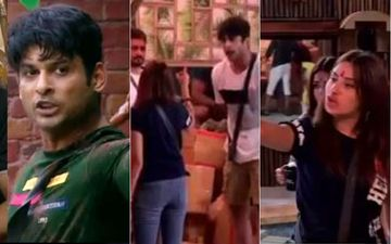 Bigg Boss 13: Blow By Blow 2 Mins 30 Seconds Video Shows How Sidharth Shukla Resorted To Violence In BB House