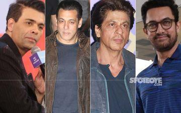 Aamir Khan, Shah Rukh Khan, Salman Khan Among 34 Producers File A Court Case Against News Channels For Using Derogatory Words 'Scum', 'Druggies' For Bollywood