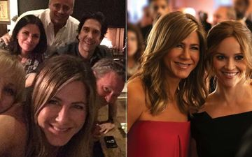 Times Jennifer Aniston Broke And Unbroke The Internet In 2019; From Her Instagram Debut To Her Return On Television