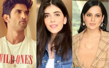 Sushant Singh Rajput's Friend Kushal Zaveri Takes A Dig At Sanjana Sanghi: 'Was Expecting A Reply From Her, She Was Quick In Replying Kangana Ranaut'