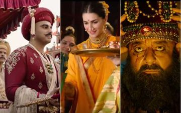 Panipat Trailer Twitter Reactions: Twitterati Is All Praise For Sanjay Dutt And Kriti Sanon; Finds Arjun Kapoor's Dialogue Delivery 'Unconvincing'