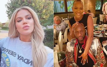 Here's How Khloe Kardashian Feels About Ex-Husband Lamar Odom's Engagement To Sabrina Parr