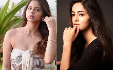 Shah Rukh Khan's Daughter Suhana Khan Turns Muse For Gauri Khan; The Pictures Are Stunning But Ananya Panday Has A Complaint