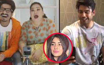 Sidharth Shukla Names Three Special Ladies In His Life On Bharti Singh-Haarsh Limbachiyaa's Show, Did Shehnaaz Gill Make It To The List?-WATCH
