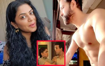 Kavita Kaushik Teases Aamir Ali For His Shirtless Photo; Jokes 'Pandey Sir, Kuch To Odh Lo', Fans Are Reminded Of FIR Days