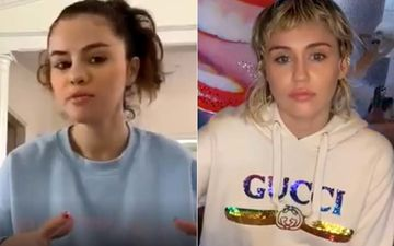 While Talking To Miley Cyrus, Selena Gomez Reveals She Has Bipolar Disorder, Says 'It Doesn't Scare Me'