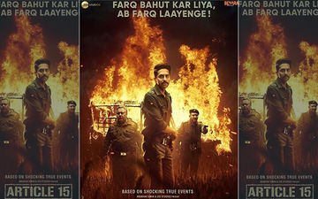 Ayushmann Khurrana's Article 15 Banned In Roorkee; Director Anubhav Sinha Files A Case Against District Magistrate