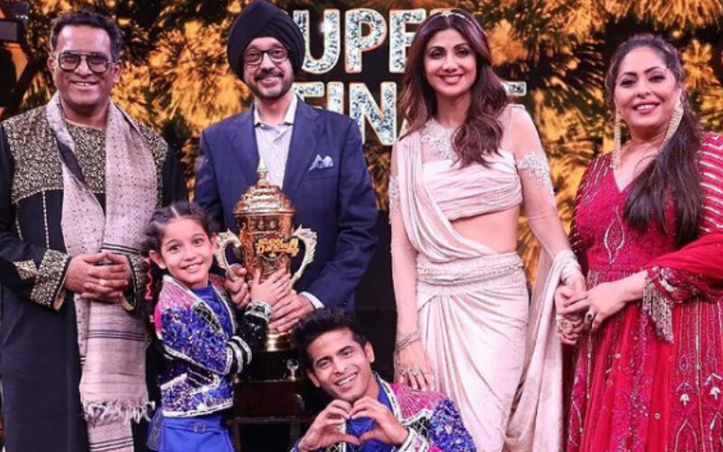 Super Dancer Chapter 4 Winners, Florina Gogoi And Guru Tushar Shetty Share How They Plan To Celebrate The Victory