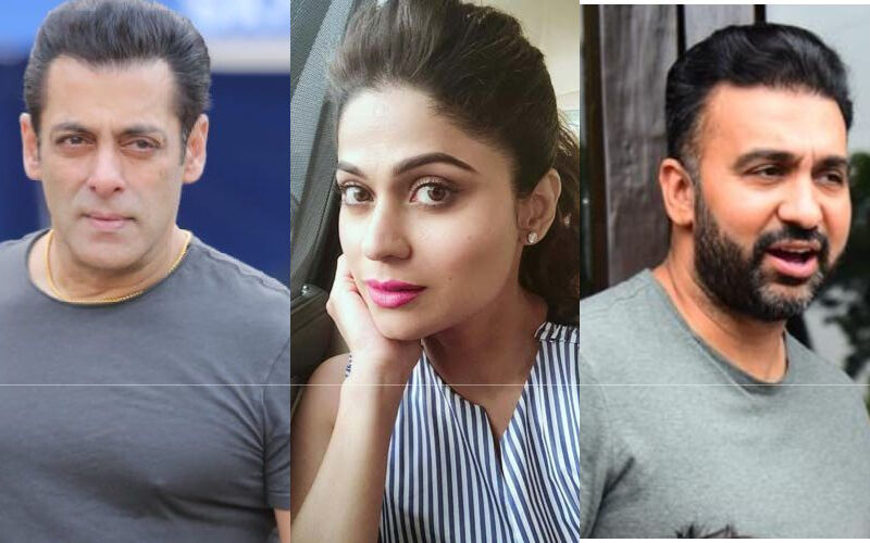 Bigg Boss 15 Weekend Ka Vaar: Salman Khan Leaves Shamita Shetty In Shock As He Takes Her Brother-In-Law Raj Kundra's Name Without Context