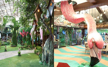 Bigg Boss 15 Set Designer Called Out For Copying Matthew Mazzotta's Flamingo Sculpture Worth Rs 3.9 Crore