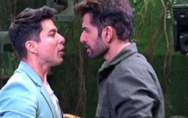 Bigg Boss 15: Pratik Sehajpal Suffers An Emotional Breakdown, Slaps Himself After Jay Bhanushali Abuses Him On His Mother