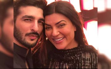 Aarya Star Sushmita Sen And Beau Rohman Shawl's Perfect PDA Filled Posts Are Too Hard To Miss