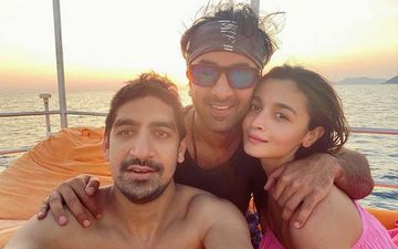 Good Girl Alia Bhatt Calls Ranbir Kapoor - Ayan Mukerji Her 'Best' Boys As New Year Baecation Comes To An End