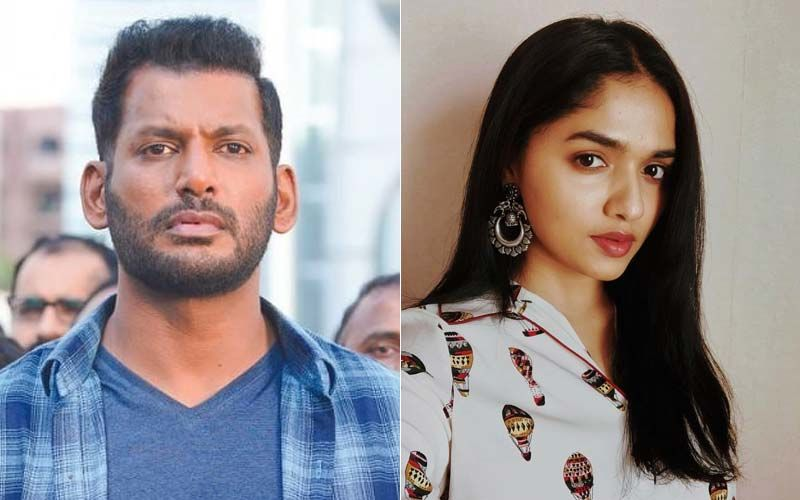 Vishal 32: Vishal Reddy's Upcoming Tamil Film To Star Sunainaa As The Female Lead