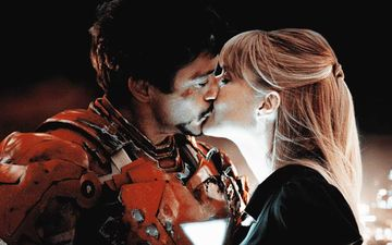 Gwyneth Paltrow Reveals Her Worst On-Screen Kiss Was With Iron Man Robert Downey Jr: 'This Is Literally Like Kissing My Brother'