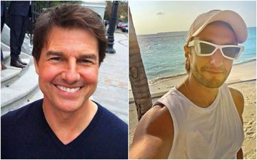 Mission Impossible Star Tom Cruise Watches Tenet At A London Theatre; Ranveer Singh Loves It As He Says: 'Bless Up Superstar'