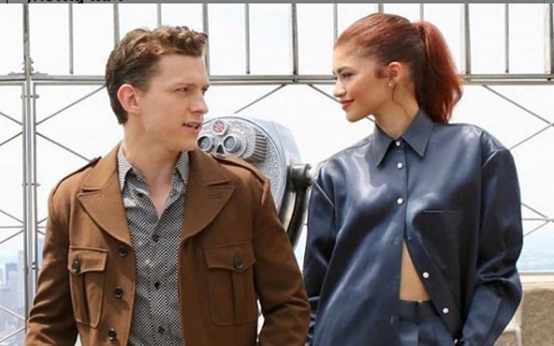 Spider-Man Tom Holland Wishes Reel-Life Girlfriend Zendaya On Her Birthday, Receives A Hilarious Reply
