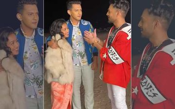 Neha Kakkar's Brother Tony Kakkar Makes The OFFICIAL Announcement Of Her Wedding With Aditya Narayan – Watch Video