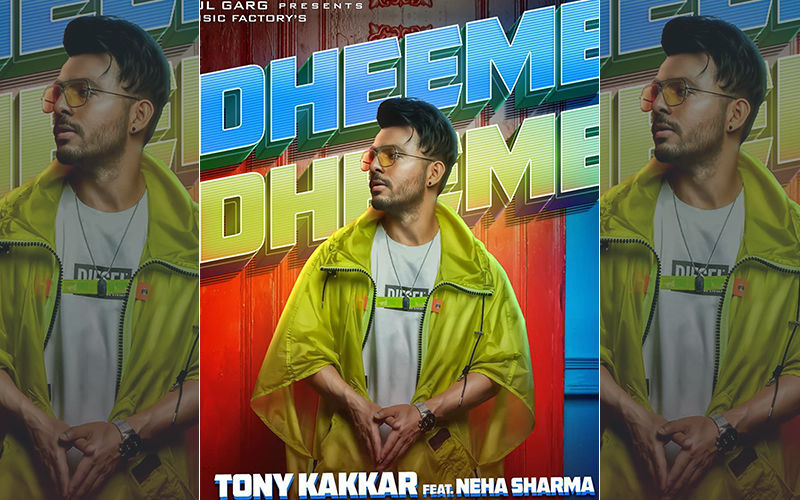 Tony Kakkar's New Song 'Dheeme Dheeme' Ft. Neha Sharma to Play Exclusively on 9X Tashan