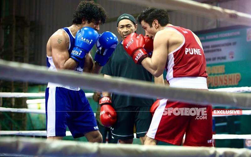 Toofaan: When Farhan Akhtar's Punch Put Darshan Kumaar On A Liquid Diet For A Week -EXCLUSIVE