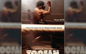 Toofan First Look Poster: Farhan Akhtar Is Set To Kick Some Punches In The Ring, Film To Release In October 2020