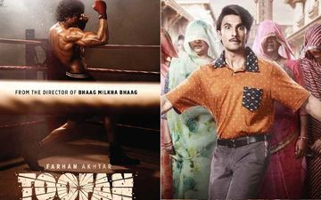 Jayeshbhai Jordaar Vs Toofaan: Makers Avoid The Big Clash; Announce New Release Dates For Ranveer Singh And Farhan Akhtar Starrers