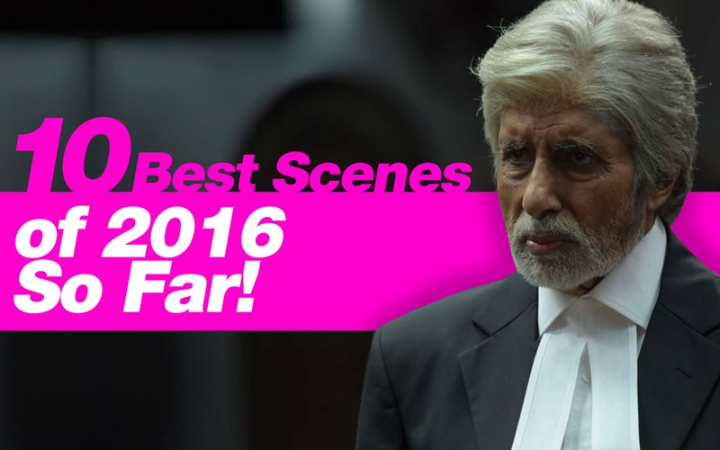 VIDEO: Top 10 Best Bollywood Scenes Of 2016 So Far!
