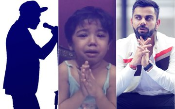 This Bollywood Singer Has SLAMMED Virat Kohli For Speaking Against Child Abuse