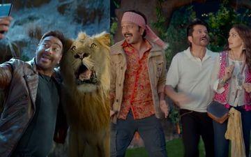 टोटल धमाल का ट्रेलर हुआ रिलीज़: माधुरी दीक्षित, अनिल कपूर और अजय देवगन खूब गुदगुदाएंगे आपको