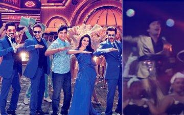 Team Total Dhamaal Recreates Rishi Kapoor's Hit Number, Paisa Yeh Paisa