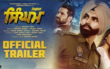 'Parmish Verma Starrer 'Singham' Trailer Is Out Now