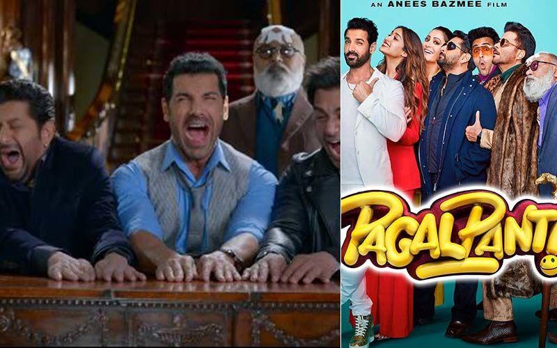 Pagalpanti Trailer Review: John Abraham, Anil Kapoor, Arshad Warsi, Pulkit Samrat's Film Promises To Be Brainless Yet Fun