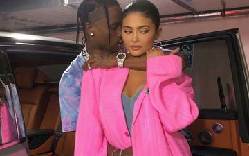 Kylie Jenner's Ex-Flame Travis Scott Pays 23.5 Million Dollars For An Extravagant Mansion - Reports