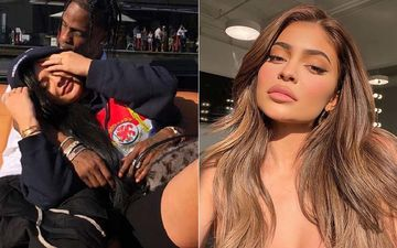 Kylie Jenner Posts Sexy Snaps In The Tiniest String Bikini; Her Ex-BF Travis Scott Couldn't Resist Dropping A Flirty Comment- PICS INSIDE