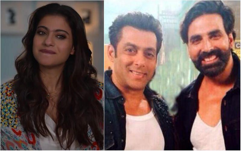 Tribhanga Trailer: Kajol's Digital Debut Garners Praises From Salman Khan, Akshay Kumar; Latter Calls It 'Power-Packed' With 'Powerhouse Talents'