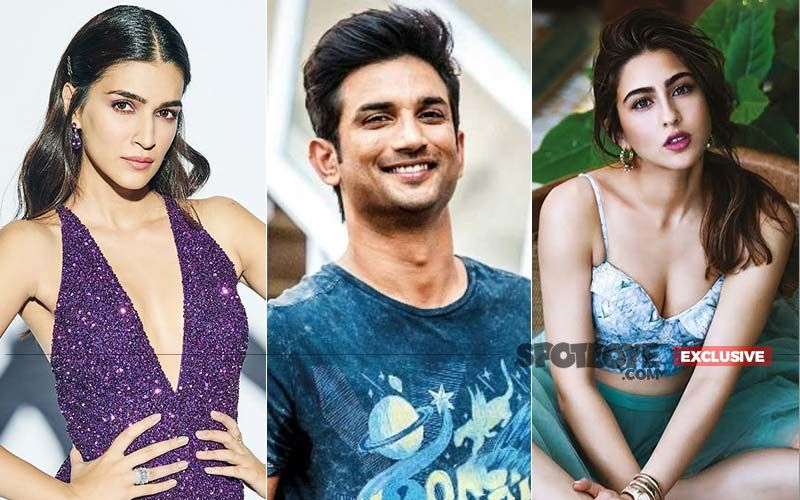 Sushant Singh Rajput's Exes Kriti Sanon And Sara Ali Khan Share The Same Makeup Artiste, Andrian Jacobs- EXCLUSIVE