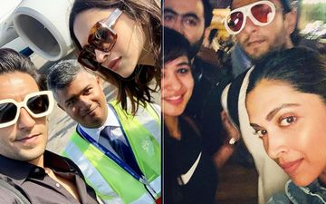 After Deepika Padukone- Ranveer Singh's Vacay Comes To An End, UNSEEN PICTURES From Their Trip Go Viral