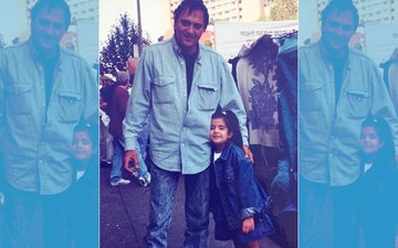 Throwback Thursday: Sanjay Dutt's Daughter Trishala Dutt's Childhood Picture With Grandfather Sunil Dutt