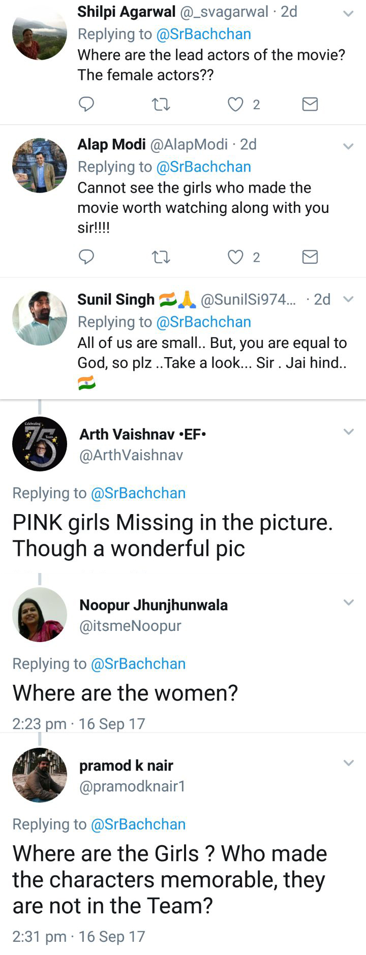 trollers trollering amitabh bachchan for his latest twitter post