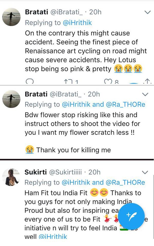 Hrithik Roshan Trolled