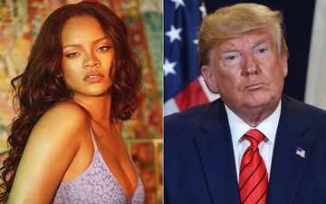 Rihanna On US President Donald Trump: 'The Most Mentally Ill Human Being In America'