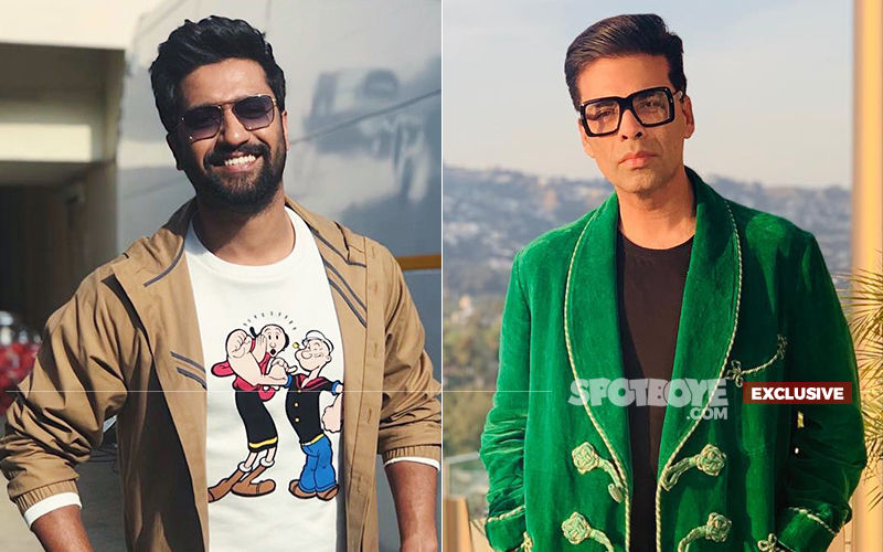 Truth On Vicky Kaushal: Karan Johar Has Not Changed His Role In Takht