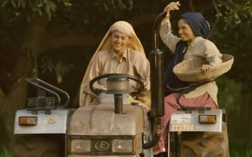 Saand Ki Aankh Baby Gold Song: Taapsee Pannu-Bhumi Pednekar Are Total Swaggers In This New Track