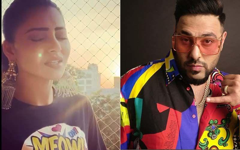 Urvashi Rautela Nails Quarantine Antakshari Challenge; Leaves Rapper Badshah And Her Fans Spellbound- WATCH