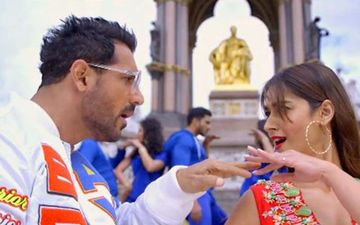 Pagalpanti Song Tum Par Hai Atke: John Abraham And Ileana D'Cruz Shake It To This Redux Of Salman Khan-Kajol's Popular Track