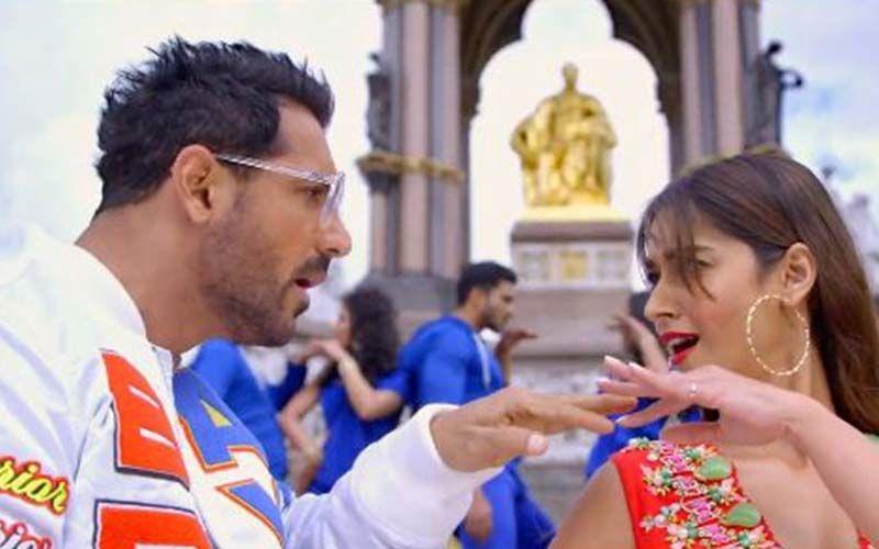 Pagalpanti Song Tum Par Hai Atke: John Abraham And Ileana D'Cruz Shake It To This Redux Of Salman Khan-Kajol's Popular Track