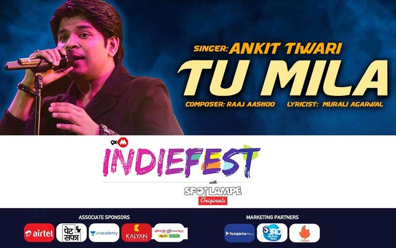 9XM Indiefest With Spotlampe Song 'Tu Mila' Out: Ankit Tiwari's Melodious Voice Creates Magic In This Romantic Song Rejoicing Love